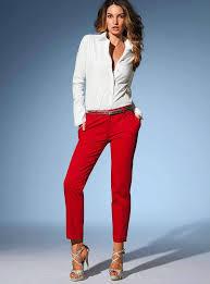 červená moda