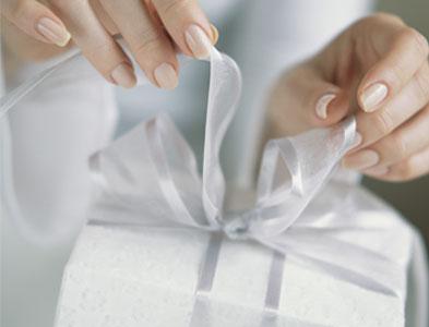 svatební dar